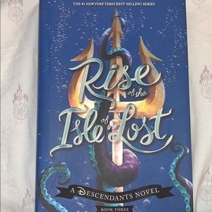 Rise of the Isle of lost book.